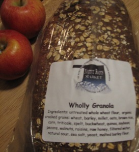 Healthy Whole Grain Bread from Native Roots Market