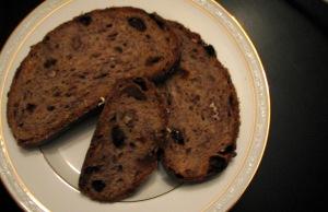 Healthy whole grain bread