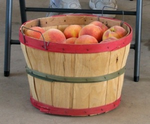 Bushel of Peaches